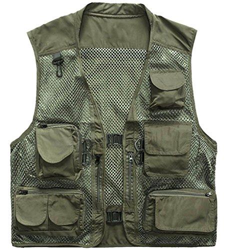 Outdoor Quick-Dry Vest By Marsway