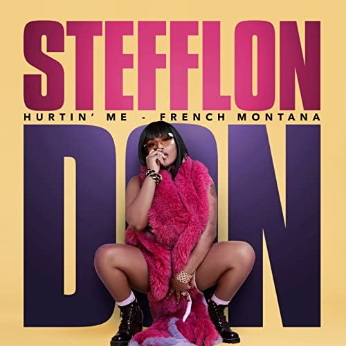 Stefflon Don & French Montana