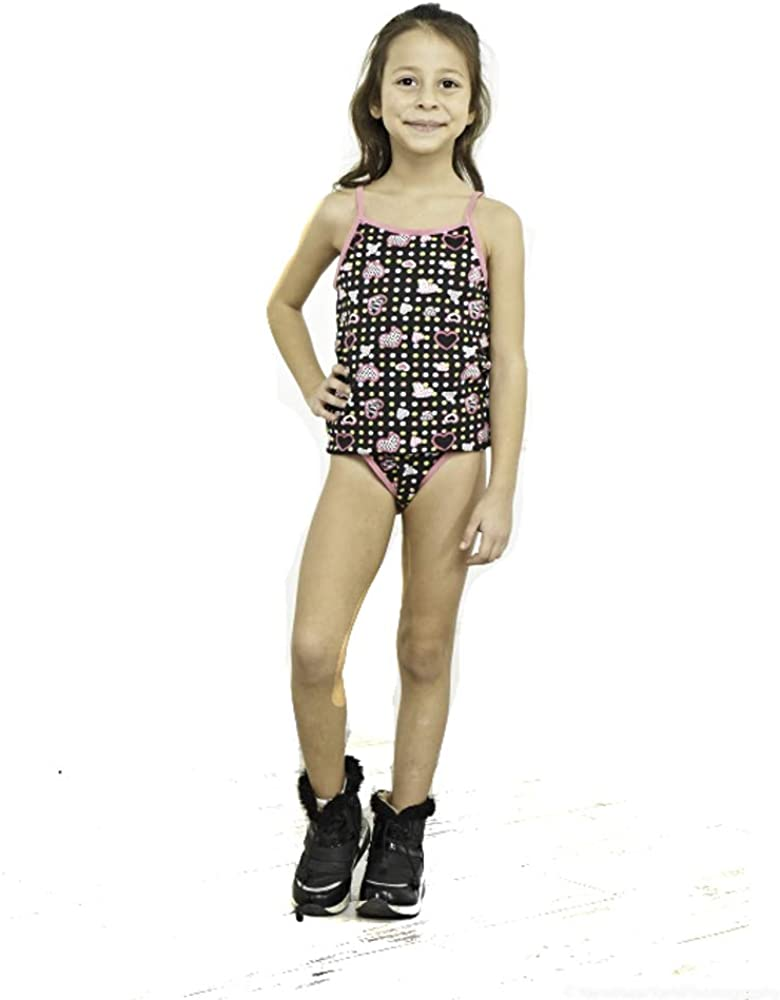 Girls Underwear Cotton Tank 25% OFF Top Set Panties and Manufacturer direct delivery 2pcs