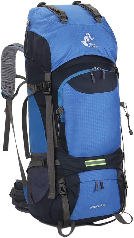 MXYXC Bergsteigenbeutel Mit Groem Fassungsvermgen Wandern Bergsteigen Groer Rucksack Sport-Outdoor-Rucksack Multifunktionsrucksack Outdoor-Ausrüstung