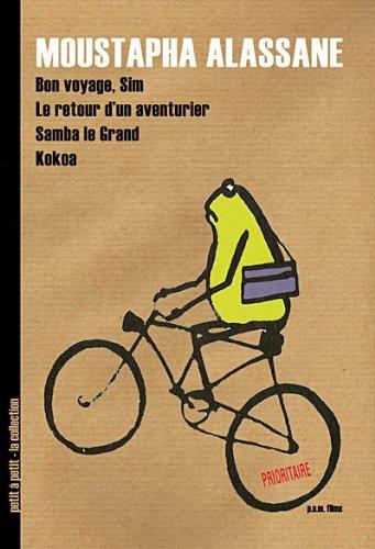 Moustapha Alassane - 4 Films Collection ( Bon voyage, Sim / Le retour d'un aventurier / Samba le grand / Kokoa ) ( Bon Voyage, Sim / The Return of an Adv [ NON-USA FORMAT, PAL, Reg.0 Import - France ]