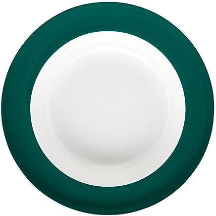 Preisvergleich für Rosenthal - Sunny Day Seaside Green Suppenteller 23 cm
