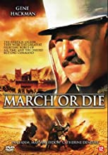 March or Die (1977) [ NON-USA FORMAT, PAL, Reg.2 Import - Netherlands ]