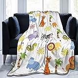 Kuscheldecke Flauschige Kinder Decke extra weich & warm Wohndecke Fleecedecke für Mädchen und Jungen, Falten beständig/Anti-verfärben als Sofadecke, TV-Decken / Wohnzimmerdecke / 130 cm x 150 cm