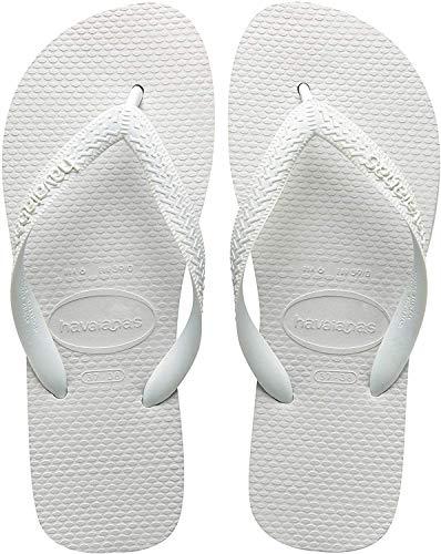 Havaianas Men's Top Sandal,White,39/40 BR (8 M US)