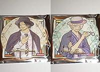東京ワンピースタワー限定 缶バッジコレクション 5周年缶バッジ エース・サボ