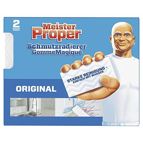 Meister Proper Original Schmutzradierer, 6er Pack (6 x 2 Stück)