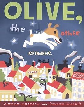 Paperback Olive, the other reindeer Book
