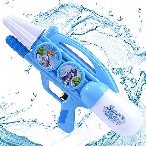 Super Pistolas De Agua para Niños - 800 CC De Capacidad 39 Pies De Largo Alcance Soakers De Agua Blaster Pool Toys para Adolescentes, Playa, Juguete para Pelear En La Piscina 800 ml