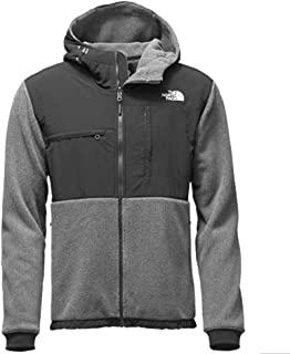 Men's Denali Hoodie 2 Recycle Charcoal Grey/TNF Black Small