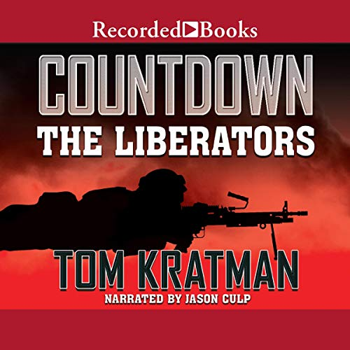 Page de couverture de Liberators