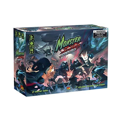 Ankama Monster Slaughter - Ext. Underground
