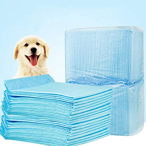 Animal Planet Pet Supplies Pañales para Mascotas, Almohadilla de Limpieza para Mascotas, Suministros para Mascotas, Desodorante de pañales, 50 Unidades
