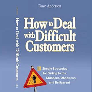 How to Deal with Difficult Customers audiobook cover art