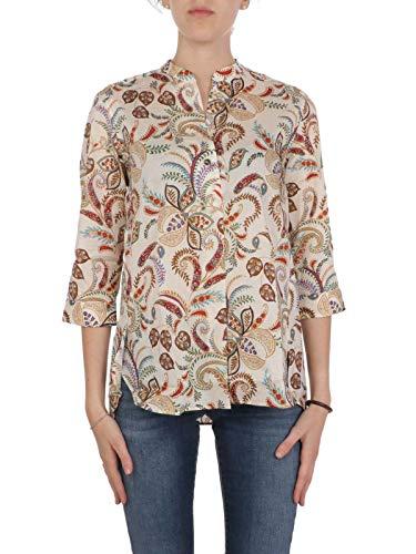 Caliban Luxury Fashion Damen Z0MR2VFQ1 Beige Baumwolle Hemd | Frühling Sommer 20