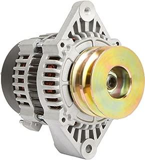 DB Electrical ADR0296 Alternator For Delco Marine, Forklift /19020616/8463 /20830/18-6299/4711210, 471200, 471201/12 Volt, CW, 70 AMP
