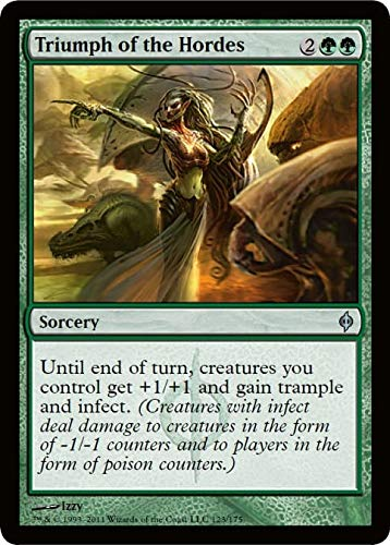 Magic: the Gathering - Triumph of The Hordes - New Phyrexia
