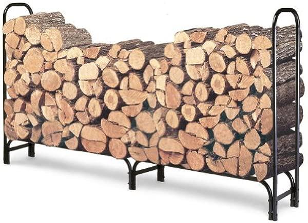 Landmann USA Landmann 82433 8 Foot Firewood Log Rack Only 8 Feet
