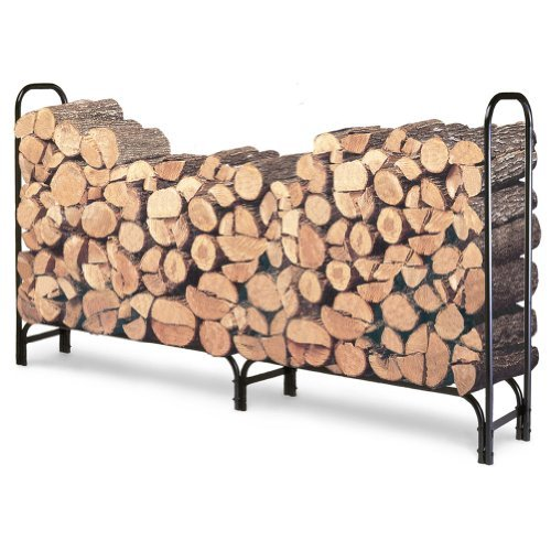 Best Deals! Landmann USA Landmann 82433 8-Foot Firewood Log Rack Only, 8-Feet