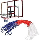 Generic Standard Thread Sports Basketball Hoop Mesh Net Backboard