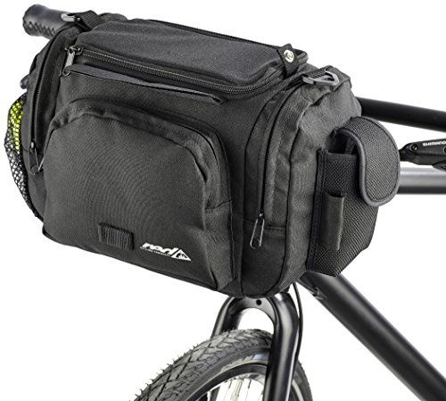 red CYCLING PRODUCTS Front Loader L Lenkertasche schwarz 2021 Fahrradtasche
