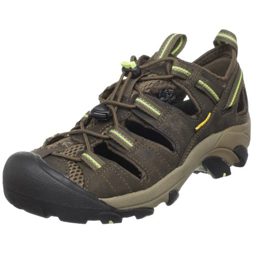 Keen Damen Arroyo II Trekking-& Wanderhalbschuhe, Chocolate Chip/Sap Green, 40 EU