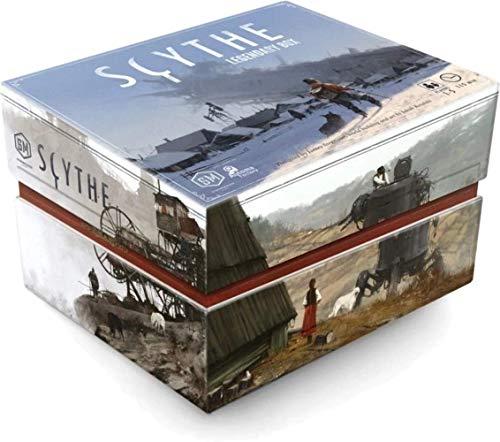 Stonemaier Games Scythe: Legendary Box