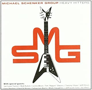 Heavy Hitters by Michael Schenker Group (2005)