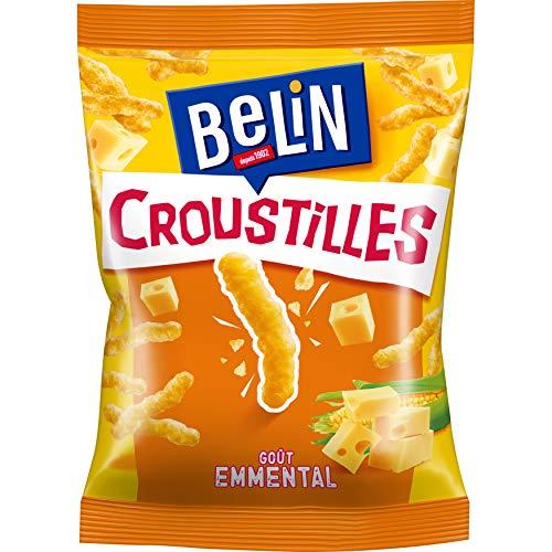 Belin - Croustilles fromage - Carton de 30 sachets (35g)