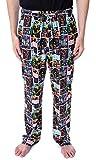 Star Wars Men's Comic Book Allover Pattern Adult Sleepwear Lounge Pajama Pants (Small)