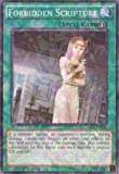 YU-GI-OH! - Forbidden Scripture (BP03-EN184) - Battle Pack 3: Monster League - 1st Edition - Shatterfoil