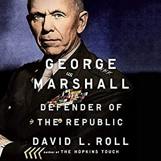 George Marshall audiobook cover art