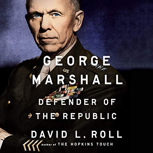 George Marshall cover art