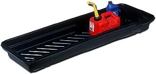 UltraTech 1031 Polyethylene Ultra-Utility Tray, 12 Gallon Capacity, 52-1/4