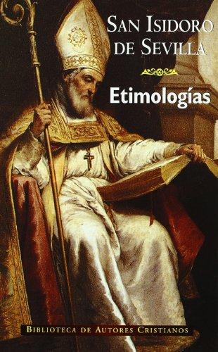 Etimologías de San Isidoro de Sevilla (NORMAL)