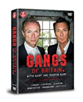 Gangs of Britain With Gary & M [DVD] [Import]