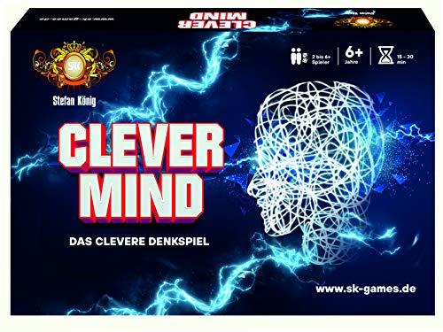 Schlaukopf - Das clevere Denkspiel (2. Auflage) von SK Games
