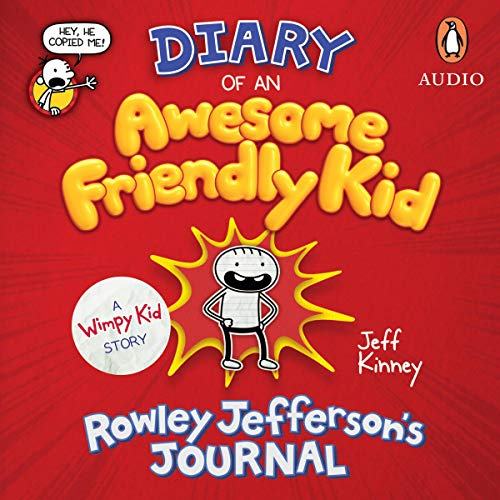 Diary of an Awesome Friendly Kid cover art
