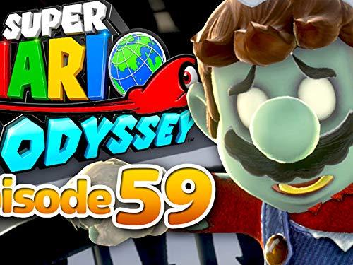 Clip: New Zombie Mario Costume!