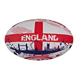 Optimum Homme Nations Ballon de Rugby- Angleterre, taille 3