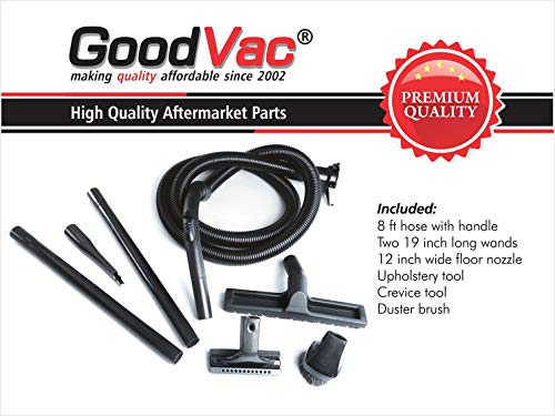 For Sale! GOODVAC Attachment Set Compatible with All Kirby Vacuum Cleaners from G5 to Avalir 2