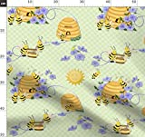 Biene, Honigbiene, Bienenstock, Tanzen, Musik, Insekt