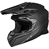 ILM Adult ATV Motocross Off-Road Street Dirt Bike Full Face...