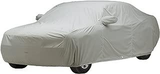 Covercraft Custom Fit Car Cover for Honda Civic (WeatherShield HD Fabric, Gray)