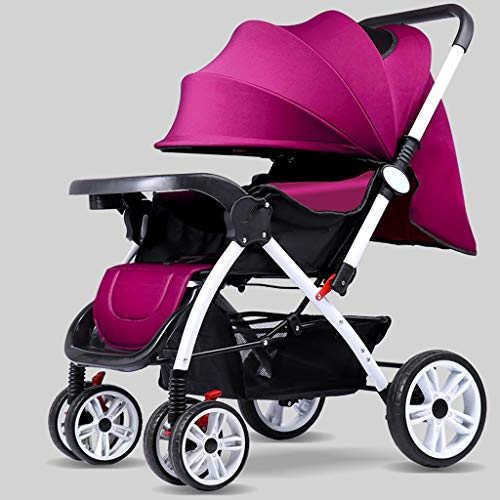 Why Should You Buy YRSTC Travel Stroller,Baby Stroller ,Lightweight Infant Pram with Compact Fol...