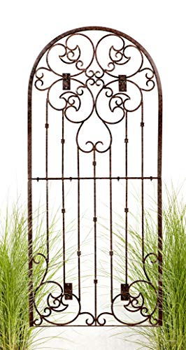 H Potter Wall Trellis Wrought Iron
