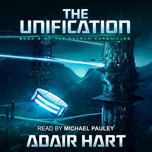 The Unification Audiobook By Adair Hart cover art
