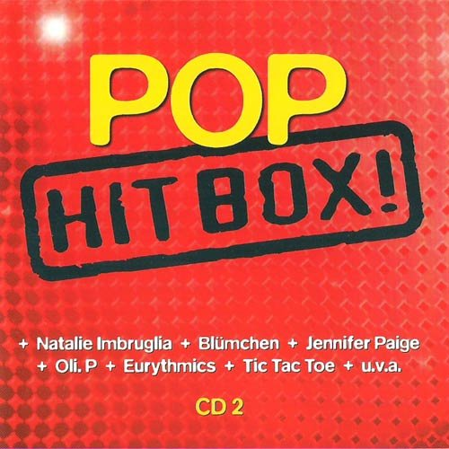 Pop Hits (CD Compilation, 18 Tracks, Various, Diverse Artists, Künstler) Eurythmics - There Must Be An Angel Playing With My Heart / John Farnham - You're The Voice / David A. Stewart Ft. Candy Dulfer - Lily Was Here / Oli P. - Flugzeuge Im Bauch / Blümchen - Ich Bin Wieder Hier u.a.