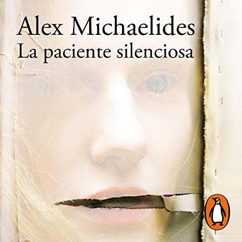 La paciente silenciosa [The Silent Patient] cover art