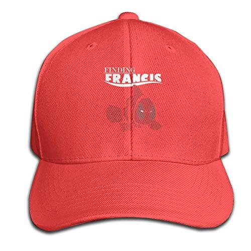 Finding Francis Deadpool Nemo Parody Vintage Baseball Cap Denim Hat Adjustable Black